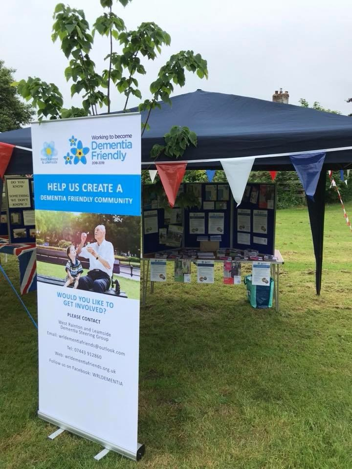 Working Towards being a Dementia Friendly Community