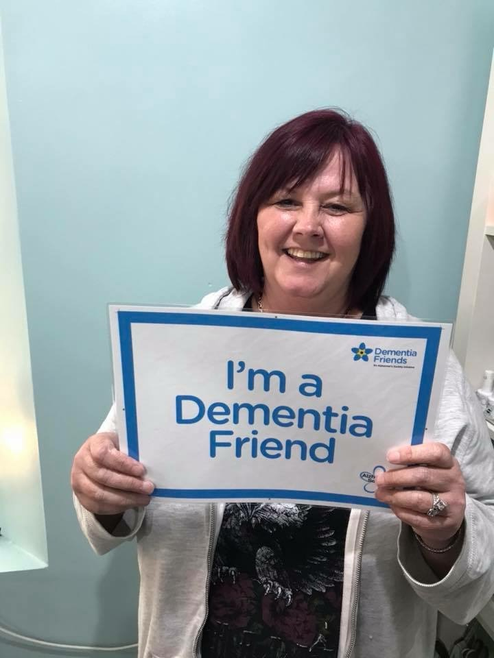 I'm a Dementia Friend